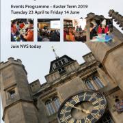 Easter Term Programme
