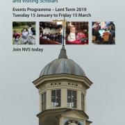 Lent Term Programme